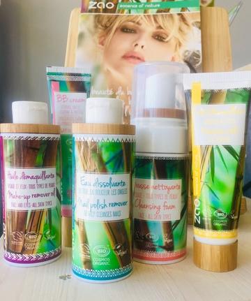 Privilégiez les cosmétiques bio au quotidien